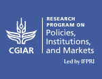 Research Program on Policies, Institutes and Market's logo